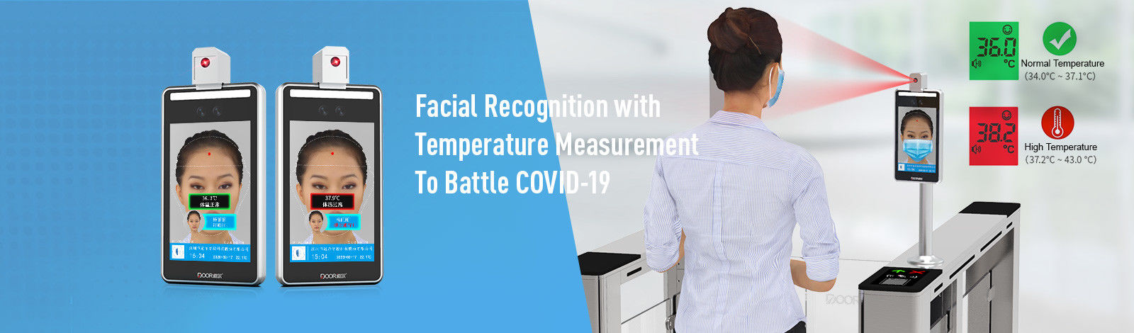 China best Face Recognition Access Control System on sales