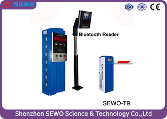 China Contactless Long Range Bluetooth Reader rfid based automatic car parking system 3-15m supplier