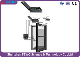 China Single Door Access Control System , TCP / IP RFID Access Controller supplier