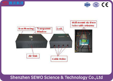 China SEWO PGS Ultrasonic Parking Guidance System for Large Basement  Parking Lots supplier