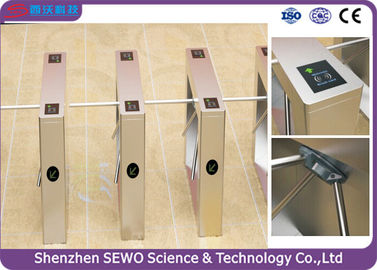 China Bi - direction High Speed Gates Access Control Barrier turnstiles For Stadium supplier