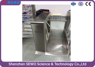 China Metro and Office Access Control Tripod Turnstile Gate Haft Waist Tripod Turnstile supplier