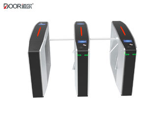 China Security Gate Fingerprint Tripod Access Control System With Dc 24v Brushless Motor factory