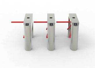 Anti Corrosion Tripod Turnstile Gate Mechanism For Train Station