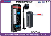 RFID Card & Barcode Ticket automatic vehicle parking system using rfid
