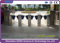 Metro Intelligent Flap Turnstile Flap Barrier Gate