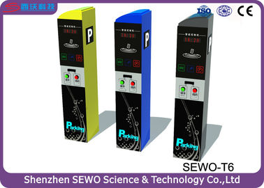 China Smart Contactless RFID Parking Management System Entrance Cabinet distributor