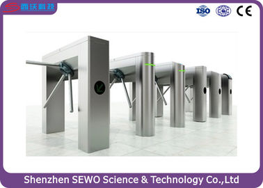 China Reliable Access Control Tripod Turnstiles  Intelligent Automatic Turnstile distributor